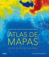 ATLAS DE MAPAS - FISICOS, POLITICOS Y CULTURALES
