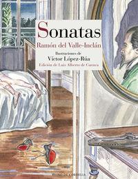 SONATAS (PRIMAVERA - ESTIO - OTOÑO - INVIERNO) - MEMORIAS DEL MARQUES DE BRADOMIN