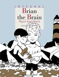 Brian The Brain (integral) - Miguel Angel Martin