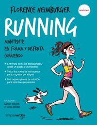 Running - Mantente En Forma Y Disfruta Corriendo - Florence Heimburger