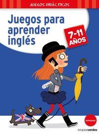 JUEGOS PARA APRENDER INGLES 7-11 AÑOS