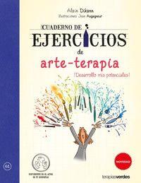 Cuaderno Ejercicios De Arte-Terapia - Jean Augagneur / Alain Dikann