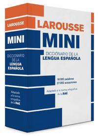 Diccionario Mini Lengua Española - Aa. Vv.