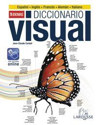 DICCIONARIO VISUAL MULTILINGUE (+ONLINE)