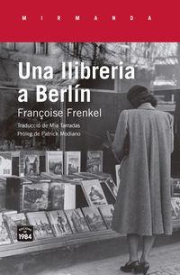 Una llibreria a berlin - Françoise Frenkel