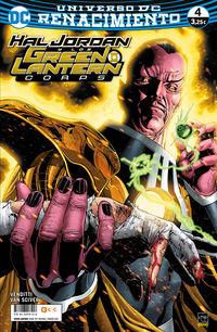 Green Lantern 59 / 4 (renacimiento) - Robert Venditti