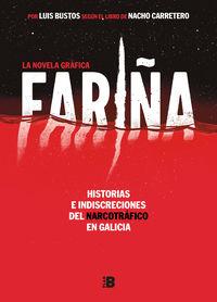 FARIÑA - LA NOVELA GRAFICA