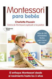 Montessori Para Bebes - Charlot Poussin