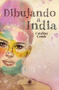DIBUJANDO A INDIA