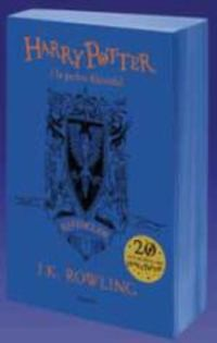 Harry Potter I La Pedra Filosofal - Ravenclaw (blau) - J. K. Rowling