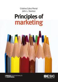 Principles Of Marketing - Cristina Calvo Porral / John L. Stanton