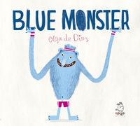 BLUE MONSTER (INGLES)