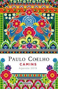 AGENDA 2019 - CAMINS - PAULO COELHO