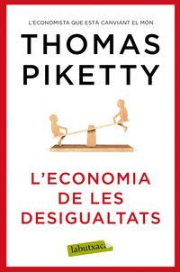 L'ECONOMIA DE LES DESIGUALTATS