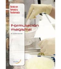CF - FORMULACION MAGISTRAL