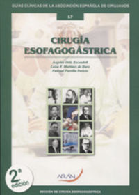 (2 ED) CIRUGIA ESOFAGOGASTRICA