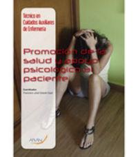 CF - PROMOCION DE LA SALUD Y APOYO PSICOLOGICO AL PACIENTE