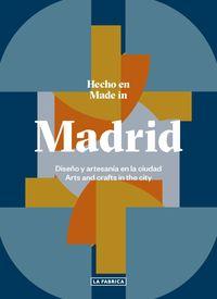Hecho En Madrid - Diseño Y Artesania En La Ciudad - Macarena Navarro