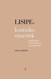 Kontrako Eztarritik - Uxue Alberdi