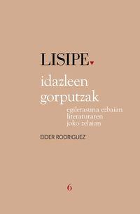 Idazleen Gorputzak - Eider Rodriguez