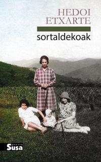 sortaldekoak - Hedoi Etxarte