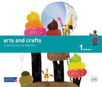 Ep 1 - Arts And Crafts (mad) - Savia - Aa. Vv.