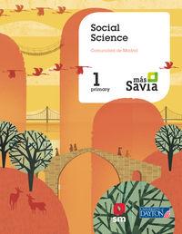 EP 1 - SOCIAL SCIENCE (MAD) - MAS SAVIA