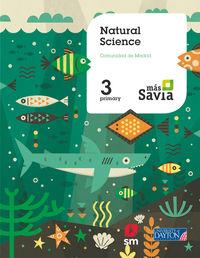 EP 3 - NATURAL SCIENCE (MAD) - MAS SAVIA