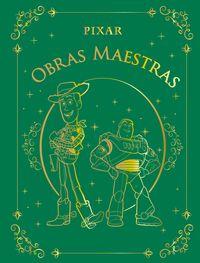 PIXAR - OBRAS MAESTRAS