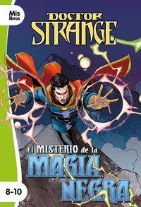 DOCTOR STRANGE - EL MISTERIO DE LA MAGIA NEGRA - NARRATIVA VERDE