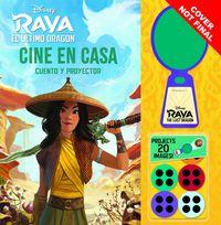RAYA Y EL ULTIMO DRAGON - CINE EN CASA