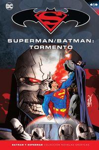 Batman Y Superman 27 - Superman / Batman - Tormento - Alan Burnett