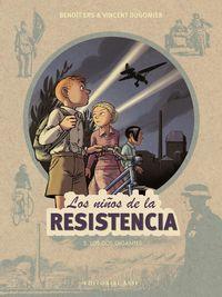 NIÑOS DE LA RESISTENCIA, LOS 3 - LOS DOS GIGANTES