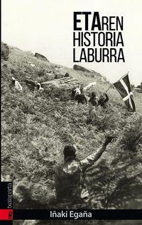 ETAREN HISTORIA LABURRA