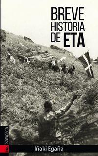 Breve Historia De Eta - Iñaki Egaña Sevilla
