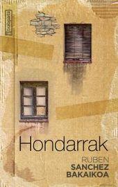 Hondarrak - Ruben Sanchez Bakaikoa