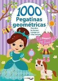 AMIGAS - 1000 PEGATINAS GEOMETRICAS