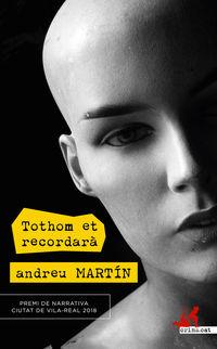 Tothom Et Recordara - Andreu Martin