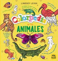 Colorpedia De Los Animales - Lindsey Leigh