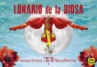 LUNARIO DE LA DIOSA - CALENDARIO MENSTRUAL 2020
