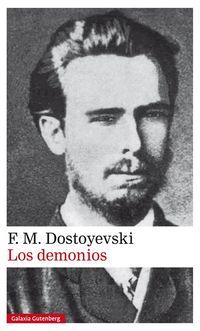 Los demonios - Fiodor Dostoyevski