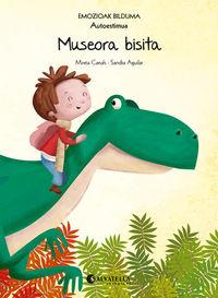 Museora Bisita (autoestimua) - Mireia Canals Botines / Sandra Aguilar (il. )
