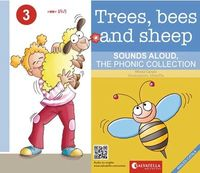Trees, Bees And Sheep (angles / Catala) - Mireia Canals Botines / Silvia Pla (il. )