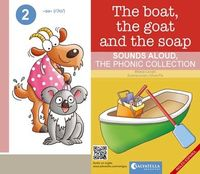 BOAT, THE GOAT AND THE SOAP, THE (INGLES / ESPAÑOL)