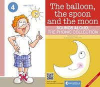 BALLOON, THE SPOON AND THE MOON, THE (INGLES / ESPAÑOL)