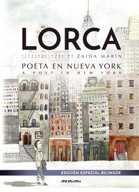 POETA EN NUEVA YORK = A POET IN NEW YORK