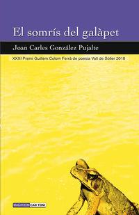 El somris del galapet - Joan Carles Gonzalez Pujalte