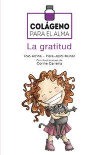 COLAGENO PARA EL ALMA - LA GRATITUD