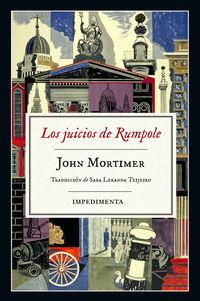 Los juicios de rumpole - John Mortimer