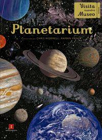 Planetarium - Raman Prinja